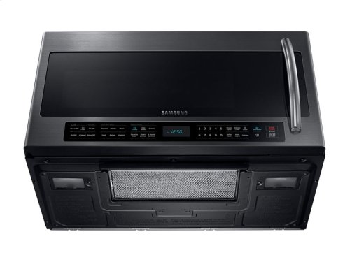 2.1 cu. ft. Over The Range Microwave with Multi-Sensor Cooking