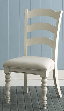 Pine Island Ladder Back Side Chair - Set of 2