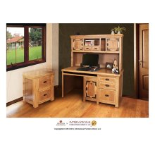 2 drawer file cabinet (fits both letter & legal sizes)