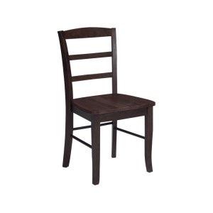 JOHN THOMAS FURNITUREMadrid Chair in Rich Mocha