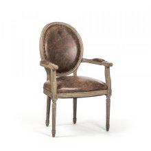 Medallion Arm Chair