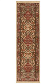 Empress Kirman - Runner 2ft 6in x 8ft 6in