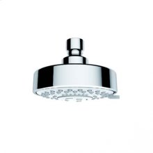 "4"" Dual showerhead - Polished Chrome"