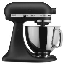 Artisan® Series 5 Quart Tilt-Head Stand Mixer - Imperial Black