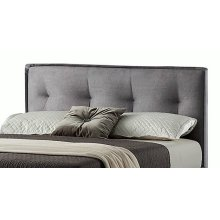 Faded Grey - Queen Size Headboard