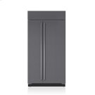"""42"""" Classic Side-by-Side Refrigerator/Freezer with Internal Dispenser - Panel Ready Product Image"""