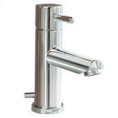 Serin 1-Handle Monoblock Bathroom Faucet - Polished Chrome