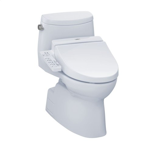 Carlyle® II Connect+™ C100 One-Piece Toilet - 1.28 GPF - Cotton