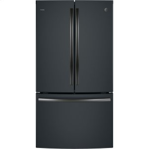 GE ProfileSeries ENERGY STAR® 23.1 Cu. Ft. Counter-Depth French-Door Refrigerator