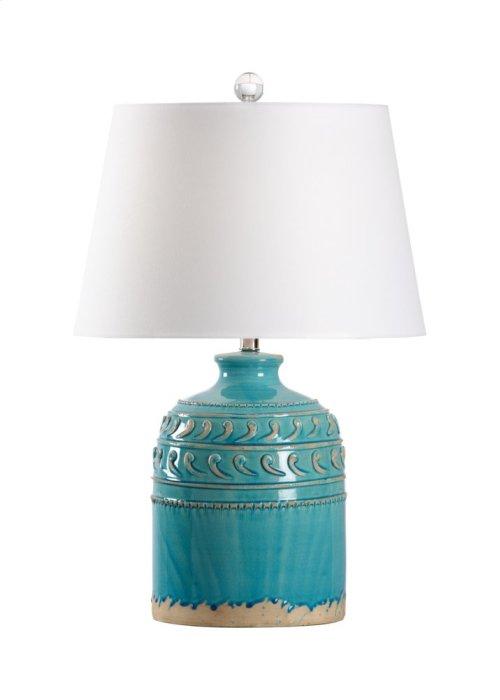 Pacini Lamp - Turquoise