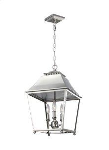3 - Light Indoor Pendant
