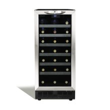 "Cheshire 15"" single zone wine cellar."