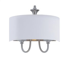 Bongo 2-Light Wall Sconce
