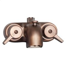 Washerless Diverter Bathcock - Oil Rubbed Bronze