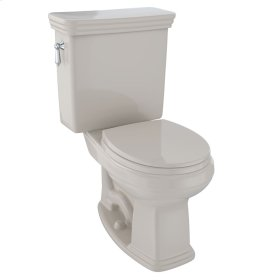 Promenade® Two-Piece Toilet, 1.6 GPF, Round Bowl - Bone