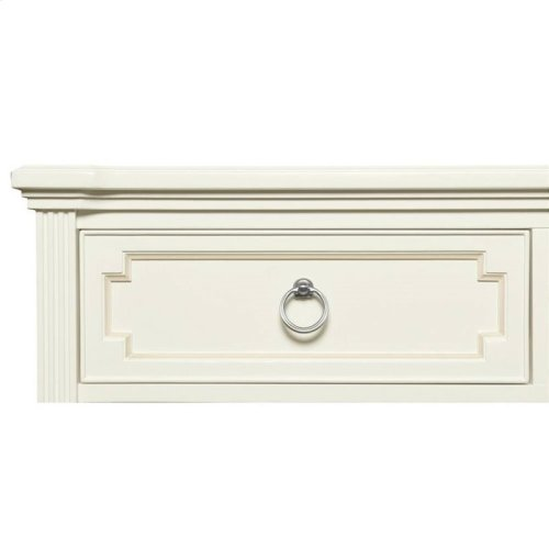 Clementine Court Frosting Single Dresser