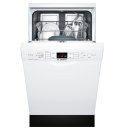 18' Special Application Recessed Handle Dishwasher 300 Series- White
