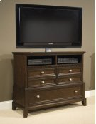 Jackson Square Media Chest Product Image