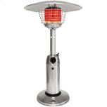 NAPOLEON BBQSKYFire 11 Patio Heater for Table Tops , Stainless Steel , Propane