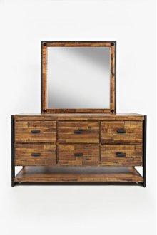 Loftworks Dresser and Mirror