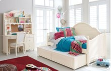 Summerset - Ivory Panel Daybed, Twin 3/3