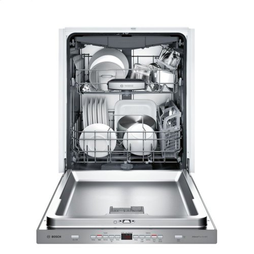 500 Series built-under dishwasher 24'' Stainless steel SHP865WD5N
