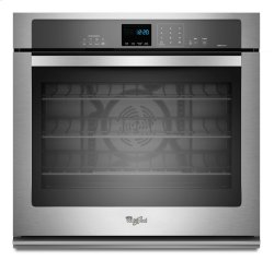 Whirlpool Gold® 5.0 cu. ft. Single Wall Oven with SteamClean Option