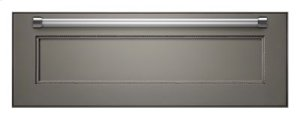30'' Slow Cook Warming Drawer, Architect® Series II - Panel Ready