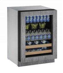 "24"" Beverage Center Integrated Frame - Right-Hand Hinge"