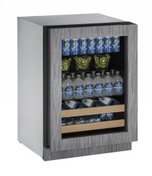 "24"" Beverage Center Integrated Frame - Right-Hand Hinge"