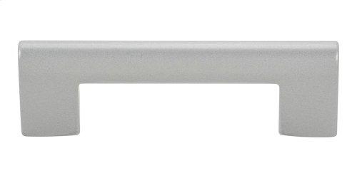 Round Rail Pull 3 Inch (c-c) - Matte Chrome