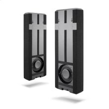 Dual 8-inch (200 mm) In-Ceiling Powered Subwoofer System