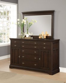 Walnut Creek Dresser