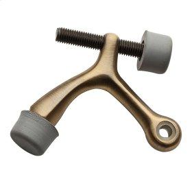 Matte Brass & Black BR7011 Hinge Pin Door Stop