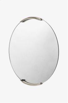 "Isla 22"" Round Wall Mounted Mirror STYLE: ISMR01"