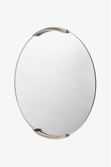 "Isla 22"" Round Wall Mounted Mirror STYLE: ISMR01"