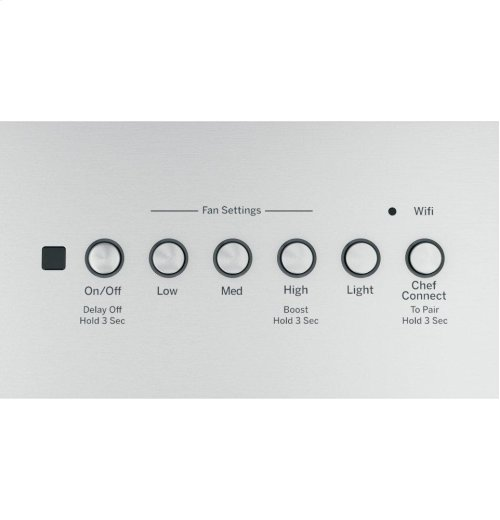 """30"""" WiFi Enabled Designer Custom Insert w/ Dimmable LED Lighting"""
