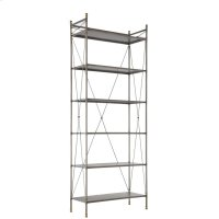 Pewter & Brass Etagere Product Image