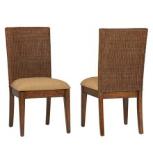 "Newport Side Chair, 19-1/2"" Seat Height - 2 pcs in 1 carton"