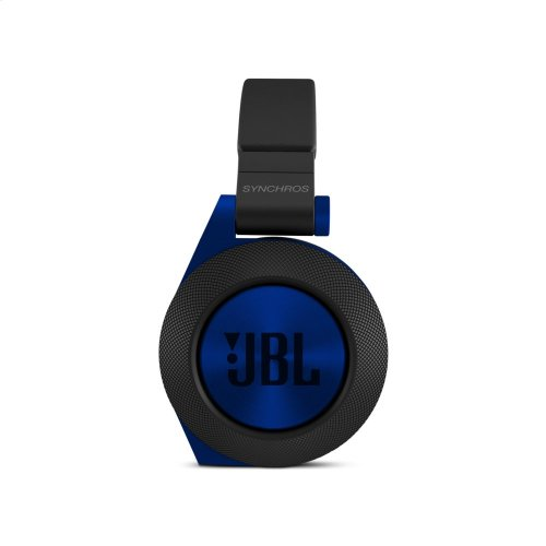 Synchros E50BT Bluetooth, around-ear wireless headphones with ShareMe music