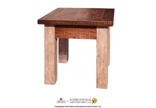 End Table*