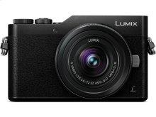 LUMIX GX850 4K Mirrorless ILC Camera, 12-32mm Mega O.I.S. lens kit, 16 Megapixels, 4K 30p Video, 4K PHOTO, WiFi - DC-GX850K - BLACK