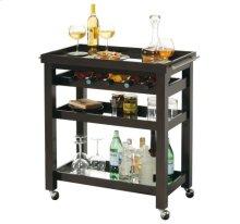 Pienza Wine & Bar Cart