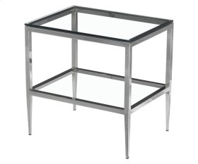 Albany Rectangular Side Table