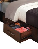 Sable Storage Rail Queen/King Product Image