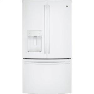 GE ®energy Star® 25.8 Cu. Ft. French-Door Refrigerator