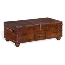 Santa Fe Trunk Coffee Table