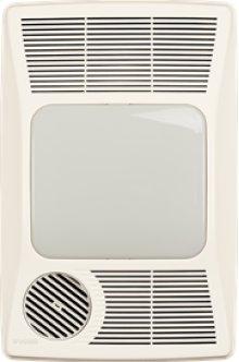 Heater/Fan/Light, 1500W Heater, 27W Fluorescent Light, 100CFM