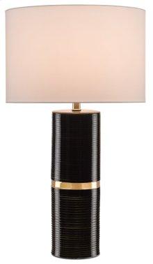 Enzo Black Table Lamp