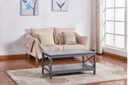 6603 Gray Coffee Table Product Image